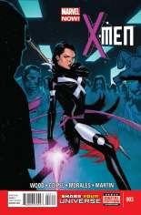 X-Men (2013-2015) #3 Variant A