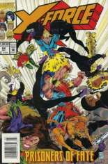 X-Force (1991-2002) #24 Variant A: Newsstand Edition