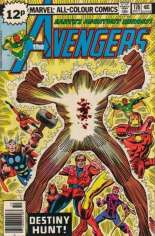 Avengers (1963-1996) #176 Variant C: UK Edition