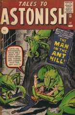 Tales to Astonish (1959-1968) #27 Variant B: UK Edition