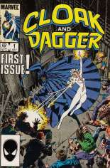 Cloak and Dagger (1985-1987) #1 Variant B: Direct Edition