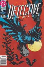 Detective Comics (1937-2011, 2016-Present) #651 Variant A: Newsstand Edition