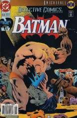 Detective Comics (1937-2011, 2016-Present) #659 Variant A: Newsstand Edition