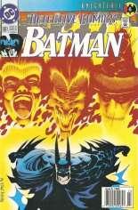 Detective Comics (1937-2011, 2016-Present) #661 Variant A: Newsstand Edition