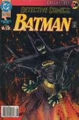 Detective Comics (1937-2011, 2016-Present) #662 Variant A: Newsstand Edition