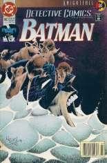 Detective Comics (1937-2011, 2016-Present) #663 Variant A: Newsstand Edition