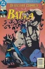 Detective Comics (1937-2011, 2016-Present) #664 Variant A: Newsstand Edition
