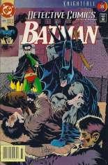 Detective Comics (1937-2011, 2016-Present) #665 Variant A: Newsstand Edition