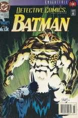 Detective Comics (1937-2011, 2016-Present) #666 Variant A: Newsstand Edition