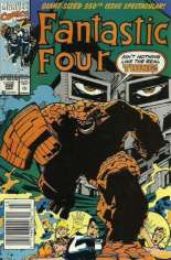 Fantastic Four (1961-1996) #350 Variant A: Newsstand Edition