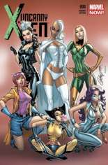 Uncanny X-Men (2013-2016) #8 Variant B: SDCC Exclusive