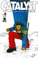 Catalyst Comix (2013-2014) #2