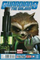 Guardians of the Galaxy (2013-2015) #3 Variant E: 2nd Printing