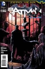 Batman (2011-2016) #23 Variant C: Incentive Cover