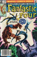 Fantastic Four (1961-1996) #235 Variant A: Newsstand Edition