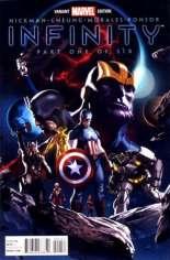 Infinity (2013-2014) #1 Variant E: 1:200 Variant