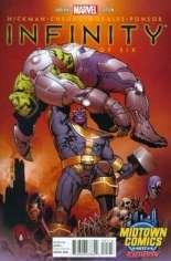 Infinity (2013-2014) #1 Variant K: Midtown Comics Exclusive