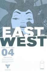 East of West (2013-Present) #4 Variant C: 2nd Printing