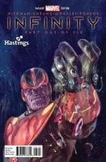Infinity (2013-2014) #1 Variant N: Hastings Exclusive