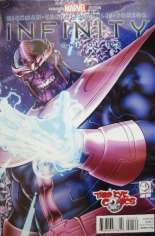 Infinity (2013-2014) #1 Variant Q: Third Eye Comics Exclusive