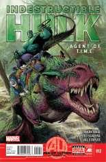Indestructible Hulk (2013-Present) #12 Variant A