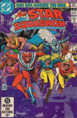 All-Star Squadron (1981-1987) #13 Variant B: Direct Edition