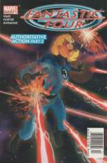Fantastic Four (1998-2011) #504 Variant A: Newsstand Edition; Alternately Numbered #75