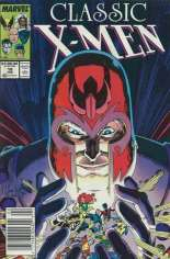 Classic X-Men (1986-1990) #18 Variant A: Newsstand Edition