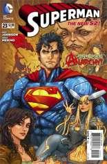 Superman (2011-2016)  #23 Variant A