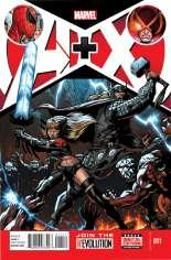 A + X (2012-2014) #11