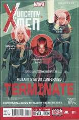 Uncanny X-Men (2013-2016) #11