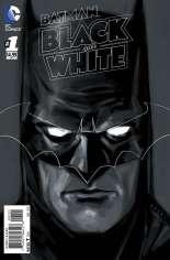 Batman: Black and White (2013-2014) #1 Variant B: Sketch Cover