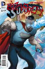Superman (2011-2016)  #23.1 Variant B: Standard Cover
