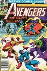 Avengers (1963-1996) #220 Variant A: Newsstand Edition