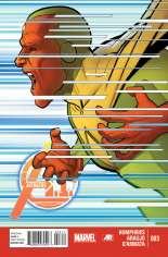 Avengers A.I. (2013-2014) #3 Variant A