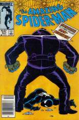 Amazing Spider-Man (1963-1998) #271 Variant A: Newsstand Edition