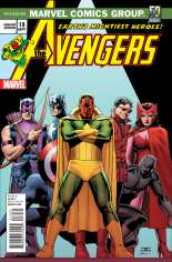 Avengers (2012-2015) #19 Variant C: Avengers in the 1970s Cover