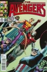 Avengers (2012-2015) #19 Variant D: Avengers in the 1980s Cover