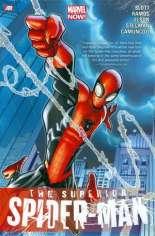 Superior Spider-Man (2013-2014) #HC Vol 1 Variant A: Book Market Edition