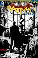 Batman (2011-2016) #23 Variant F: Fan Expo Exclusive
