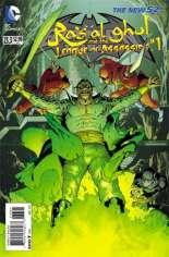 Batman and Robin (2011-2015) #23.3 Variant B: Standard Cover
