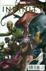 Infinity (2013-2014) #3 Variant B: Hero Cover