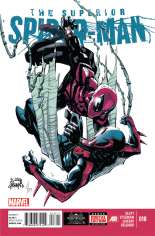 Superior Spider-Man (2013-2014) #18 Variant A