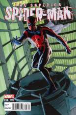 Superior Spider-Man (2013-2014) #18 Variant B: Incentive Cover