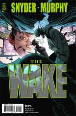 Wake (2013-2014) #4 Variant B: Incentive Cover