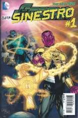 Green Lantern (2011-2018) #23.4 Variant A: 3D Cover