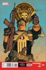 Punisher: Trial of The Punisher #1 Variant A