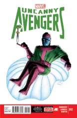 Uncanny Avengers (2012-2014) #12 Variant A