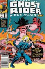 Original Ghost Rider Rides Again (1991-1992) #1 Variant A: Newsstand Edition