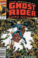 Original Ghost Rider Rides Again (1991-1992) #2 Variant A: Newsstand Edition